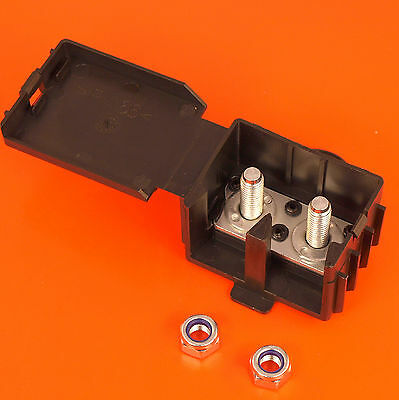 12 / 24V 150A Junction Box Battery Cable 25mm² Heavy Duty Connector Block 192218