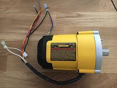 NEW Replacement Motor Dewalt DWS709 Compound Miter Saw Genuine Take off From Saw
