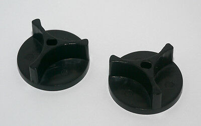 Impellers x 2  Viper bait boats