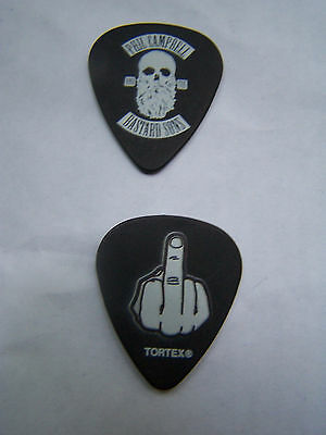 PHIL CAMPBELL AND THE BASTARD SONS 2017 Guitar Pick Plektrum