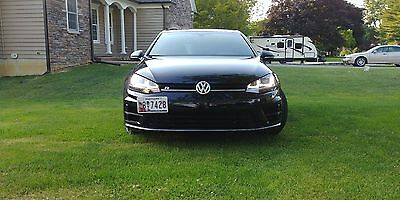 2015 Volkswagen Golf R Dynamic Chassis Control and Navigation 2015 Volkswagen Golf R