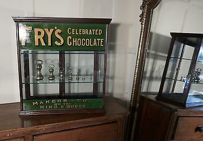 Victorian Counter Top Shop Display Cabinet, Sweet Shop