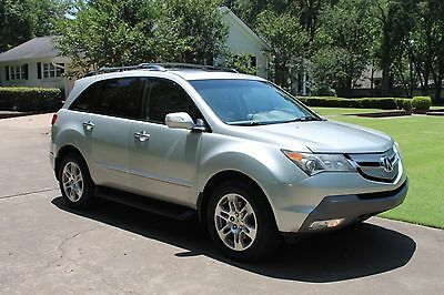 2009 Acura MDX Tech Pkg w/Nav 7 Passenger Seating MDX Tech Pkg 7 Passenger Seating Heated Leather Navigation New Tires