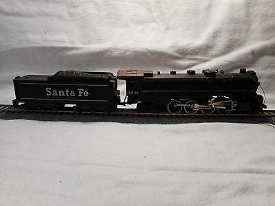 Lot of 3 HO Scale Steam Locomotives - Have Issues, Fair/Good Condition