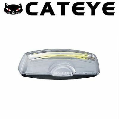 CatEye Rapid X High Power USB Rechargeable LED Front Bicycle Light, White