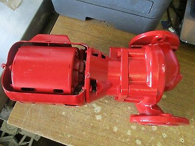 "Bell & Gossett Flanged Circulator Booster Pump 2"" K79 102214"