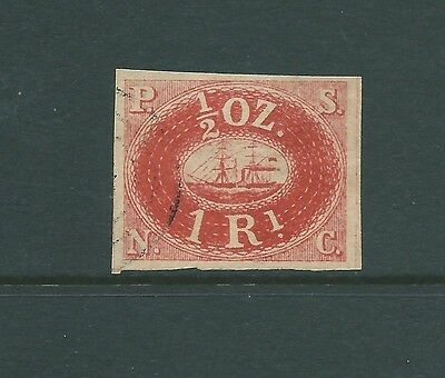 PACIFIC STEAM NAVIGATION COMPANY - 1 RL Red reprint