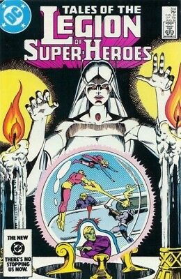 Tales of the Legion of Super-Heroes - continuous run of 12