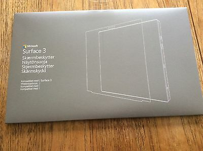 Official Microsoft Surface 3 Screen Protector Tempered Glass