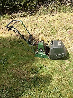 Atco Qualcast Commodore Self Propelled B14 Lawn Mower/roller