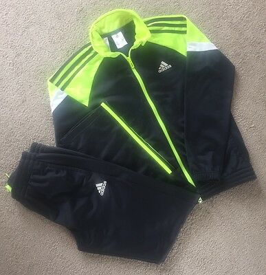 Boys ADIDAS Tracksuit Age 11-12 Perfect Condition