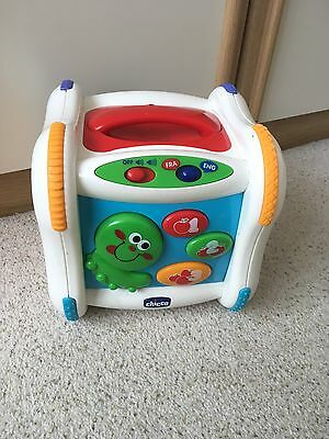 Chicco Light And Sounds Educational Toy