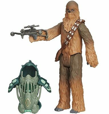 STAR WARS Episode VII The Force Awakens DX FIGURE CHEWBACCA TAKARA TOMY Japan