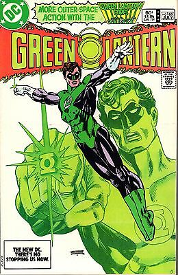 DC Comics The Green Lantern #166