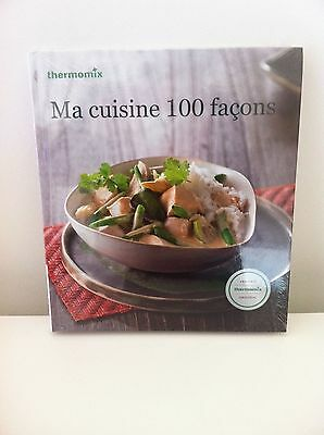 Livre THERMOMIX - MA CUISINE 100 FACONS - NEUF
