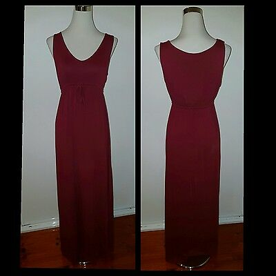 New Look Maternity Maxi Dress - Size 12 - EUC