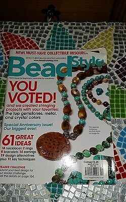 Bead Style September 2008 Craft Magazine