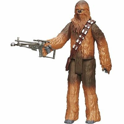 STAR WARS Episode VII The Force Awakens 12 inch FIGURE CHEWBACCA TAKARA TOMY