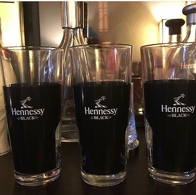 Hennessy Black Glasses Set Of 2