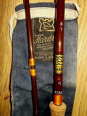 HARDY Bros. 9' #7  Fly Fishing Rod