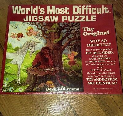 Worlds Most Difficult Puzzle Devils Dilemma Sealed