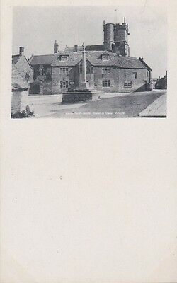 RA 33b rare old uncirculated vintage postcard  # 4 CORFE CASTLE Frith's series