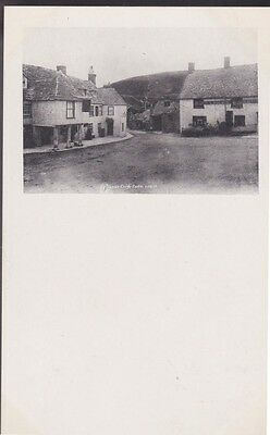 RA 33a rare old uncirculated vintage postcard  # 3 CORFE CASTLE Frith's series