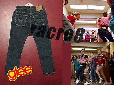 "Glee: Blaine Anderson's Levi Jeans on 500th song! Ep 4x15 ""Shout"". Darren Criss"