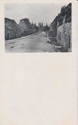 RA 34a rare old uncirculated vintage postcard  # 5 CORFE CASTLE Frith's series