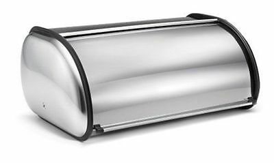 NEW Polder  Deluxe Steel Bread Box Stainless Steel $47.99