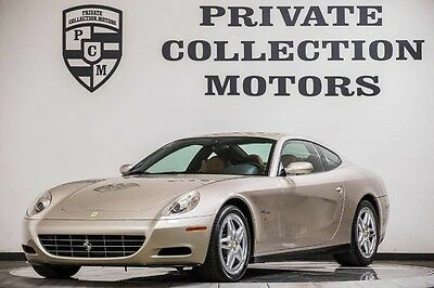 2005 Ferrari Other Base Coupe 2-Door 2005 Ferrari 612 only 22k miles Rare Color Combo