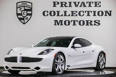 2012 Fisker Karma EcoSport Sedan 4-Door 2012 Fisker Karma EcoSport 1 Owner Clean Carfax Rare Well Kept