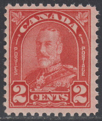 Canada #165 2¢ King George V Arch Issue Mint Never Hinged - A