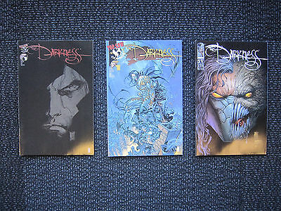 The Darkness lot - 1996 - #1 & up - black variant