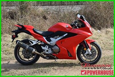 Honda Interceptor  2014 Honda Interceptor VFR800 You have to SEE this one! VERY NICE!