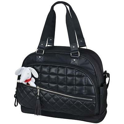 Baby On Board Sac A Langer Week-End Team Premium - Noir
