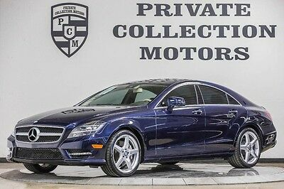2014 Mercedes-Benz CLS-Class  2014 Mercedes Benz CLS550 1 Owner Low Miles Well Kept Clean Carfax