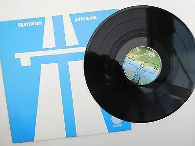 KRAFTWERK ( AUTOBAHN ) 1974 UK Original Pressing ( Superb )