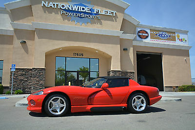 1993 Dodge Viper RT 10 1993 Dodge Viper RT / 10 NO RESERVE Collector Car Hard to Find Runs Great