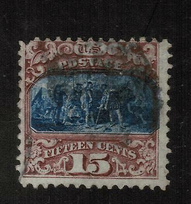 UNITED STATES #119 - 15cent Pictorial - USED