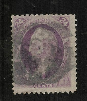UNITED STATES #153 - 24cent Winfield - USED