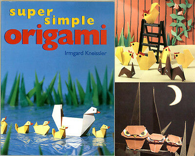 Super Simple Origami - Japanese Paper Folding