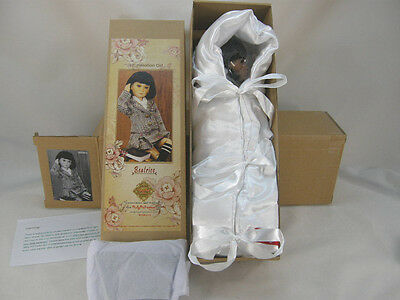 """Ruby Red Galleria Beatrice  12"""" In Motion Girl New Release - Ten Ping Family"""