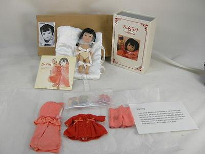 HA0024A Yu Ping, Dressed Doll Gift Set,Ten Ping Sister, NRFB Ruby Red Galleria
