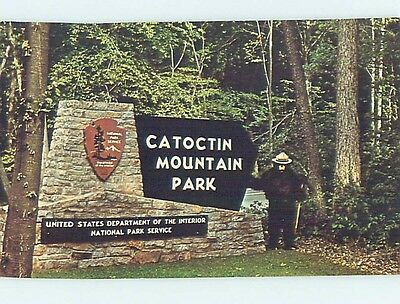 Pre-1980 PARK Catoclin Mountain Park - Thurmont & Hagerstown Maryland MD hk5312
