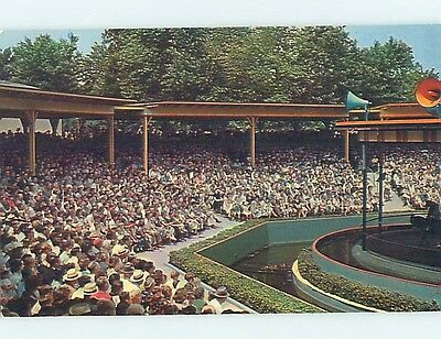 Unused Pre-1980 PARK SCENE St. Louis Missouri MO hk5905