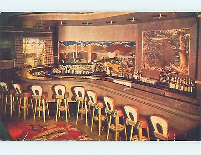 Unused Pre-1980 RESTAURANT SCENE Reno Nevada NV hk4674