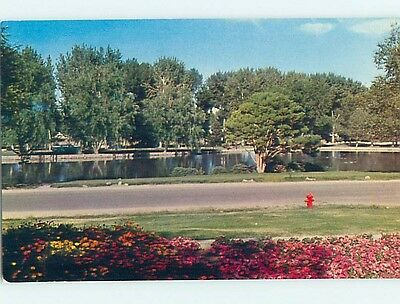 Unused Pre-1980 PARK SCENE Reno Nevada NV hk6059