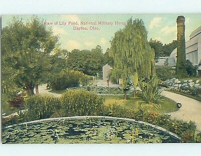 Unused Divided-Back POSTCARD FROM Dayton Ohio OH HM5612