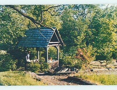 Unused Pre-1980 PARK SCENE Kent Ohio OH hk5731